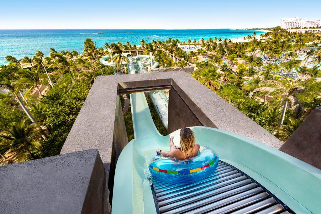 Atlantis resort Waterpark