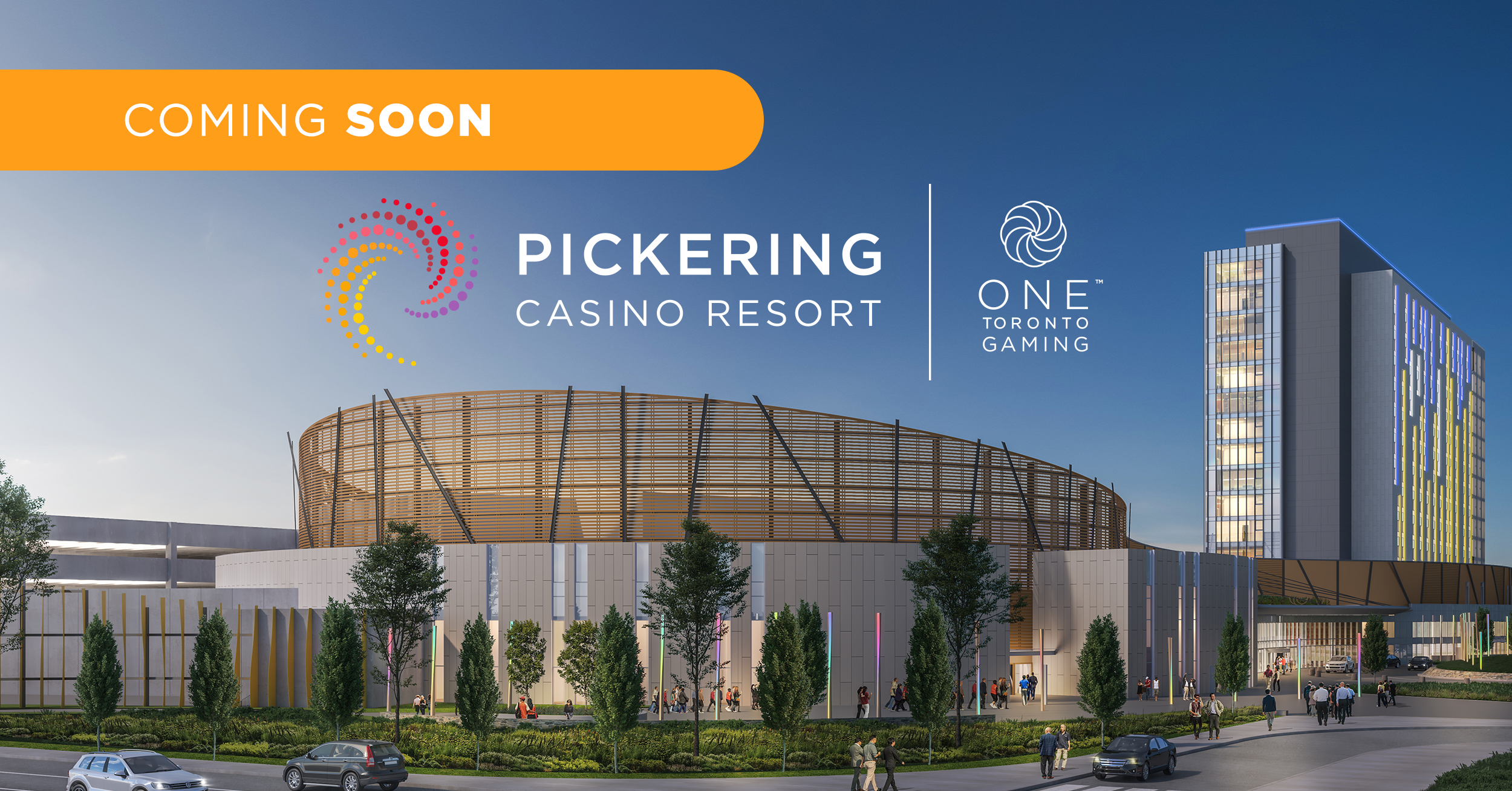 Pickering Casino Resort by One Toronto Gaming