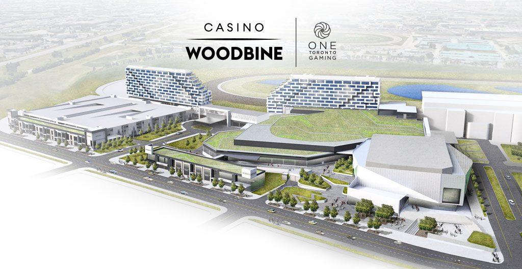 Casino Woodbine by One Toronto Gaming
