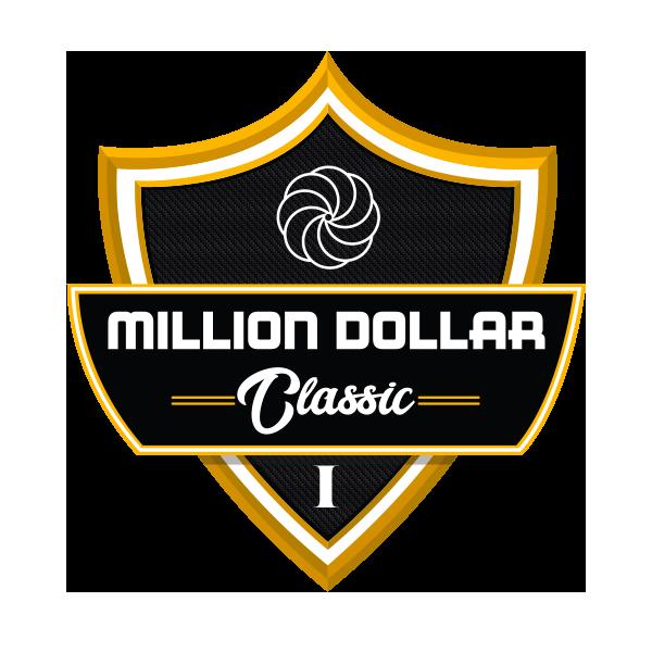 Million Dollar Classic Tournament logo