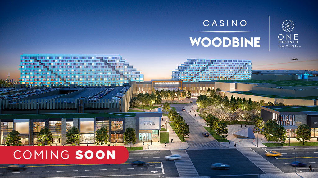 New Casino Woodbine Development