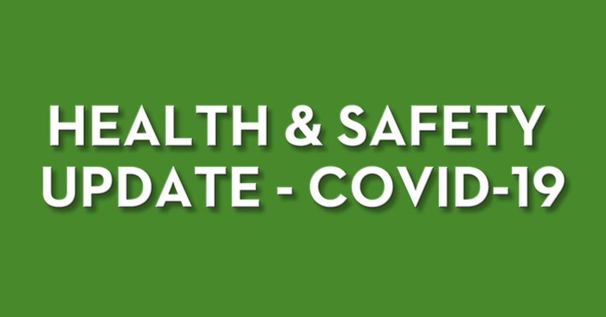 health and safety  covid