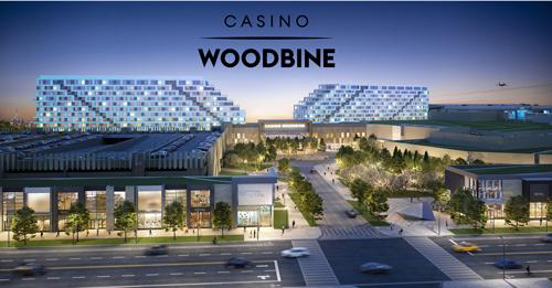 Casino Woodbine Rendering