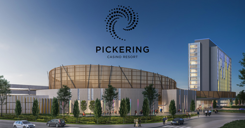 Pickering Casino Resort Rendering