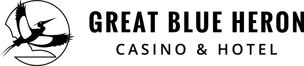 Great Blue Heron Casino Logo